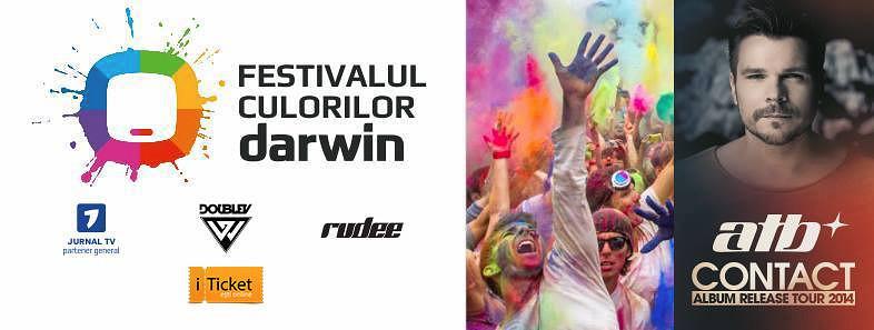 ATB - Festivalul Culorilor Darwin